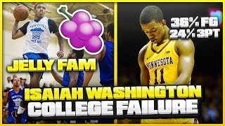 Download What Went WRONG With ISAIAH WASHINGTON'S Freshman Year At Minnesota? | Will JELLY FAM Make The NBA? Video