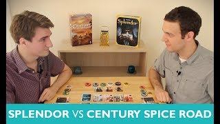 Download Which is Greater? Episode 3: Splendor vs Century Spice Road Video
