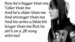 Download Justin Bieber - Never Say Never (Lyrics) Video