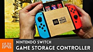 Download Nintendo Switch Game Storage Controller // How-to Video