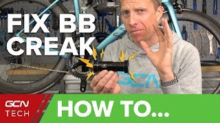 Download How To Stop Your Bottom Bracket From Creaking Video