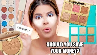 Download MOST OVER HYPED MAKEUP | IS IT WORTH YOUR MONEY? Video