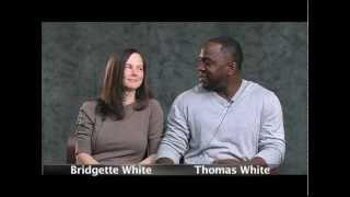 Download Living Interracial: Thomas and Bridgette White Video