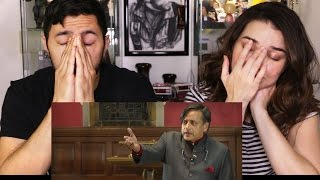 Download Dr Shashi Tharoor MP - Britain Does Owe Reparations REACTION Video