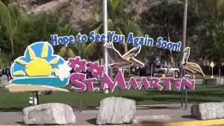 Download St Maarten Cruise Terminal - Philipsburg Cruise Ship Port St Martin Video