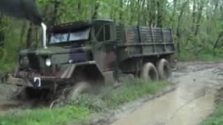 Download M35A2 deuce in mud Video
