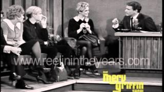 Download Andy Warhol & Edie Sedgwick Interview (Merv Griffin Show 1965) Video