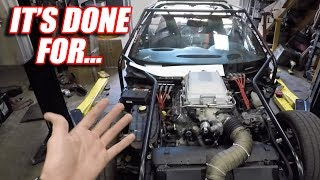 Download Turbocharging Leroy Ep.1 - Ditching the Stock Engine (and supercharger) Video
