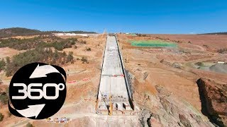 Download Oroville Spillway 360 Flyover October 9, 2018 Video