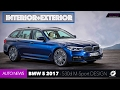 Download BMW 5 Series Touring 2017 – BMW 530d M-Sport xDrive G31 - CAR Exterior + Interior Design Video