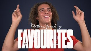 Download 11 things you didn't know about Matteo Guendouzi | Favourites | Episode 1 Video
