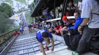 Download Red Bull 400: The hardest 400m Run in Europe Video
