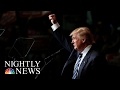 Download President-Elect Donald Trump Takes Victory Lap At Indiana Carrier Plant   NBC Nightly News Video