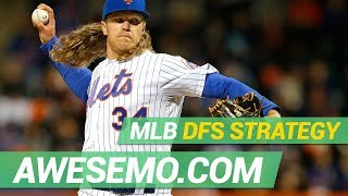 Download MLB DFS Strategy - Sun 5/19 - DraftKings FanDuel Yahoo - Awesemo Video