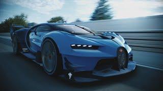 Download Bugatti Vision Gran Turismo: Unveiled Video