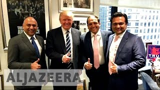 Download Trump turns to Wall Street for economic cabinet picks Video