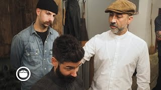 Download Barbers Discuss Hair Cut and Fade | Carlos Costa Video