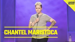 Download Stand Up Comedian Chantel Marostica Thinks She Can Sing Like Rihanna Video