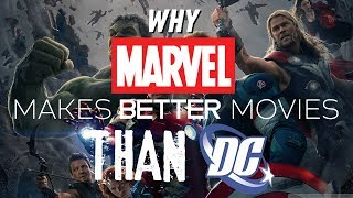 Download Why Marvel Makes Better Movies Than DC Video