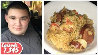 Download HAVING JAMBALAYA FOR DINNER!! - August 23,2017 (Day 1,345) Video