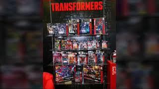 Download TRANSFORMERS 2018 NEW TOYS! / NUEVOS JUGUETES! Video