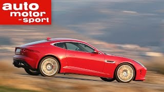 Download Fahrbericht Jaguar F-Type Coupé Video