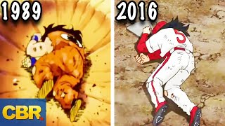 Download 10 Times Yamcha From Dragon Ball Showed How WEAK He Was Video