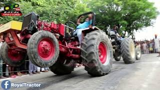 Download ऐसा मैच नहीं देखा होगा Mahindra 475 Vs New Holland 3630 Tractor Tochan Video
