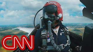 Download Fly with the Air Force's elite Thunderbirds - 360 Video Video