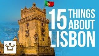 Download 15 Things You Didn't Know About Lisbon Video