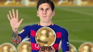 Download FIFA 16 LIONEL MESSI ″Ballon d'Or 2015/16″ TRIBUTE Video