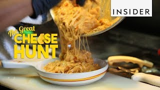 Download Loaded Mac n' Cheese, LA | The Great Cheese Hunt, Ep 3 Video