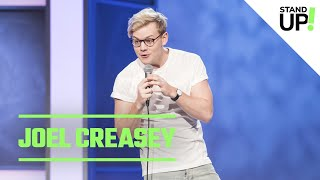 Download Comedian Joel Creasey Gets Over Breakup By Going To Zumba Video