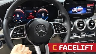 Download FACELIFT Mercedes C Class - The NEW Digital Interior! IAA 2017 Video