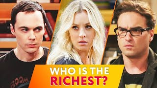 Download The Big Bang Theory Cast: What Do They Spend Their Money On? | ⭐OSSA Video