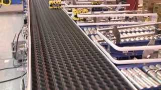 Download Multi-Conveyor Sorting Conveyors (Single lane to multiple lanes) Video
