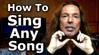 Download How To Sing Any Song - Voice Lessons - Ken Tamplin Vocal Academy Video