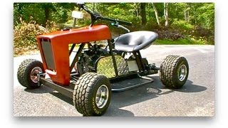Download Racing Mower/Go Kart is FINISHED! Video