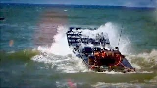 Download Experience a PLA Marine Corps' amphibious assault drill Video