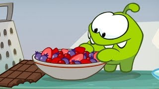 Download Om Nom Stories - Sweet Recipe | Cut The Rope | Funny Cartoons For Kids | Kids Videos Video