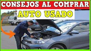 Download 20 Consejos para comprar un auto usado Video