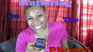 Download Stuttering on the Phone! Video