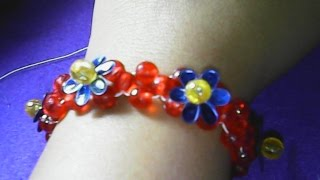 Download DIY,cara membuat gelang sederhana dari manik-manik-how to make a simple bracelet of beads Video