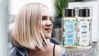 Download MY SIMPLE HAIRCARE ROUTINE! AFFORDABLE + PRACTICAL (2018) Video