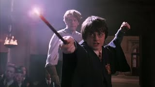 Download Harry and Malfoy Duel | Harry Potter and the Chamber of Secrets Video