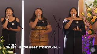 Download TONE6 - ″My Life Is In Your Hands″ By Kirk Franklin - COVER Video