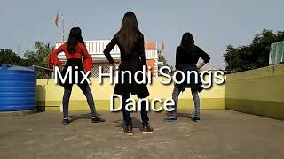 BfF _ Bollywood Mix songs Dance