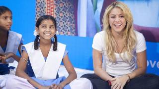 Download Shakira Promotes Girls' Education | UNICEF Video