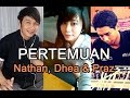 Download (Pertemuan) Nathan Fingerstyle, Dhea Puse Shakwa & Praz Eka (Rhoma Irama) Video