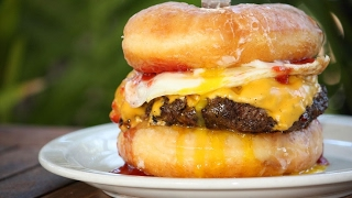 Download The Donut Burger - Embers Ski Lodge Video